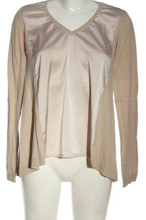 Silvian heach V-Ausschnitt-Pullover