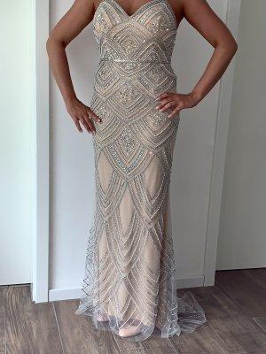 Sima Couture Abendkleid Hochzeitskleid neu ungetragen sehr chic