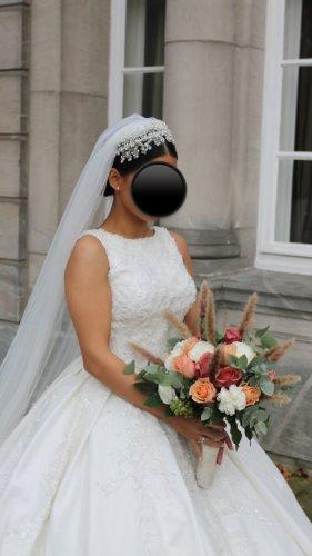 Sima Couture Suknia ślubna biały