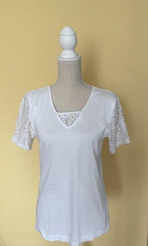 Simone T-shirt bianco