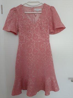 Forever New Midi Dress rose-gold-coloured-pink