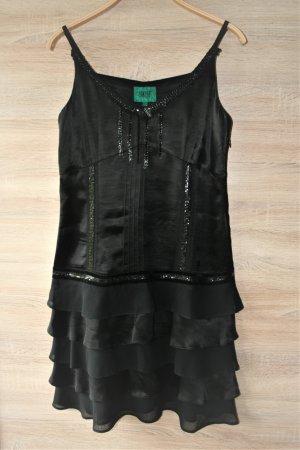 SIMPLE Wunderschönes Abendkleid in schwarz gr. 36 Neue!