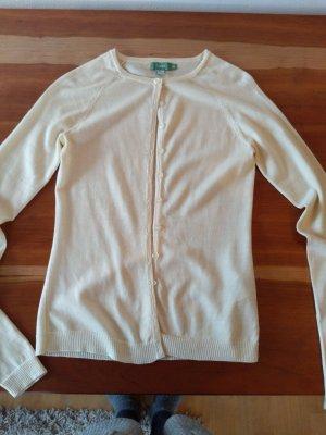 Simpler Wolle Cardigan von Hoss Intropia
