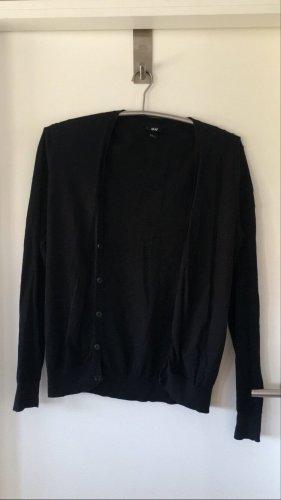 H&M Veste chemise noir