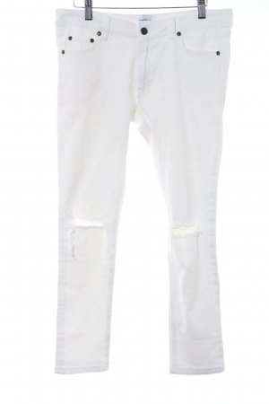 Sincerely Jules Skinny Jeans wollweiß Casual-Look