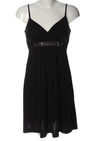 Sinéquanone A-Linien Kleid schwarz Elegant