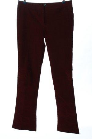 Sinéquanone Corduroy broek rood casual uitstraling