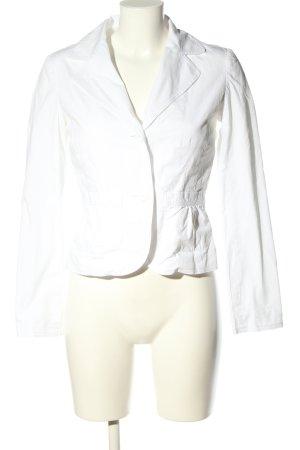 Sinéquanone Korte blazer wit zakelijke stijl