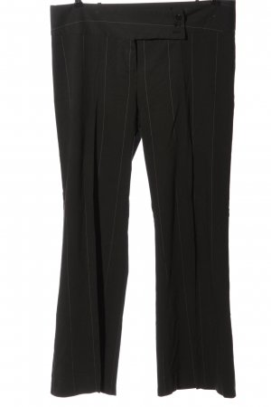 Sinéquanone Jersey Pants black-white allover print casual look