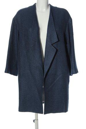 Sinéquanone Gebreide jas blauw casual uitstraling