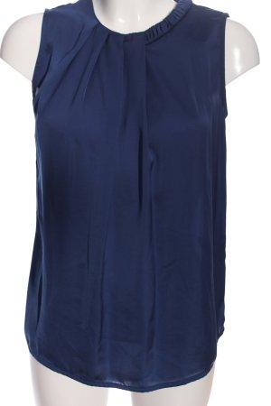 Sinéquanone ärmellose Bluse blau Casual-Look