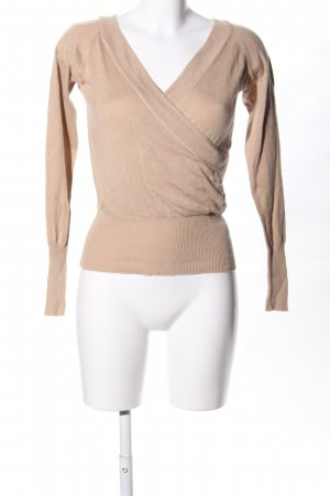 Sinéquanone Wollpullover nude Casual-Look