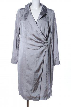Singh Madan Frock Coat light grey elegant