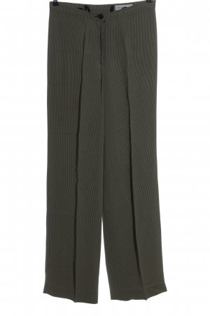 Singh Madan Pantalone jersey grigio chiaro stampa integrale stile professionale