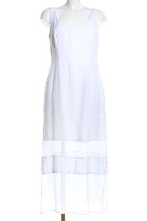 Singh Madan Trägerkleid weiß Elegant