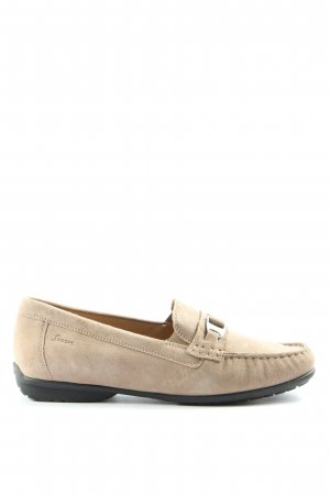 Sioux Mokassins creme Casual-Look