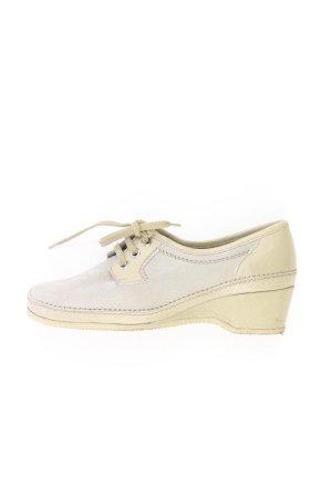 Sioux Schuhe Größe 37 creme aus Leder