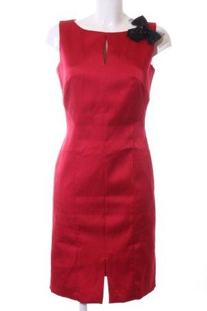 Sir Oliver Abendkleid rot-schwarz Elegant