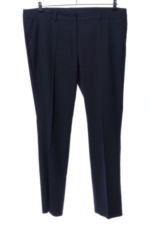 Sir Oliver Pantalon de costume bleu style d'affaires