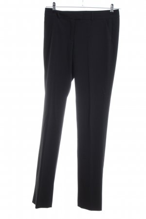 Sir Oliver Bundfaltenhose schwarz Business-Look