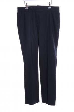 Sir Oliver Bundfaltenhose blau Business-Look