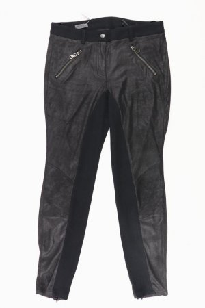 Sir Oliver Faux Leather Trousers black polyester