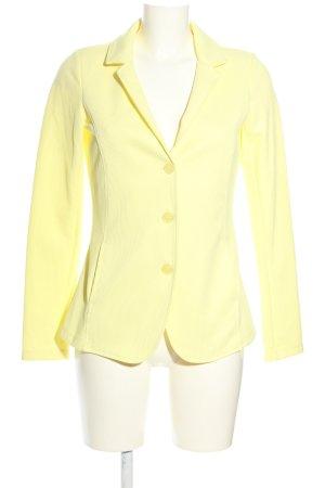 Sir Oliver Blazer corto giallo pallido stile casual