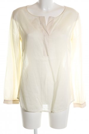 Sir Oliver Langarm-Bluse creme Business-Look