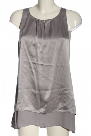 Sir Oliver Long Blouse light grey-silver-colored elegant