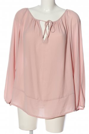 Sir Oliver Schlupf-Bluse pink Casual-Look