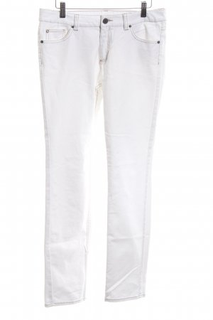 Sir Oliver Slim Jeans weiß Casual-Look