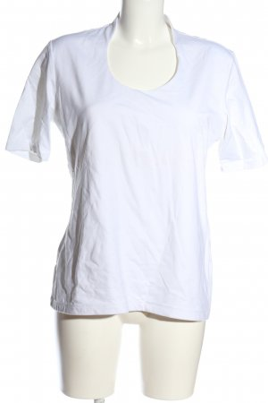 Sir Oliver T-Shirt weiß Casual-Look