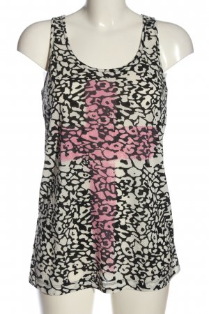 Sir Oliver Tanktop abstract patroon casual uitstraling