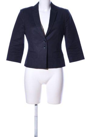 Sir Oliver Blazer en tweed bleu style d'affaires