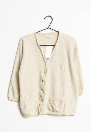 Sisley 100% Wolle Cardigan Gr S
