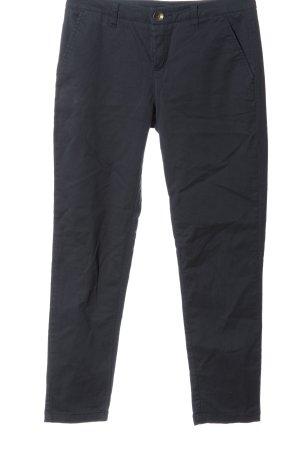 Sisley Pantalon 7/8 gris clair style d'affaires