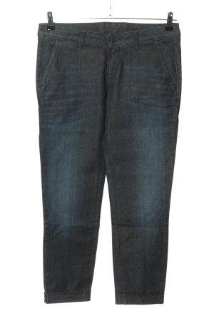 Sisley 7/8 Jeans blau Casual-Look