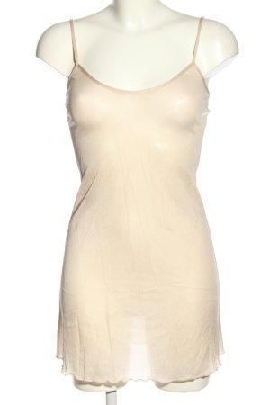 Sisley A-Linien Kleid creme Elegant