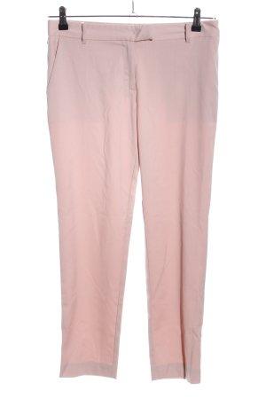Sisley Anzughose pink Business-Look