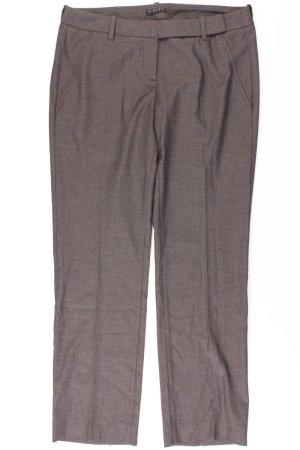 Sisley Anzughose Größe 42 grau aus Viskose