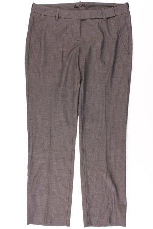 Sisley Spodnie garniturowe Wielokolorowy Wiskoza