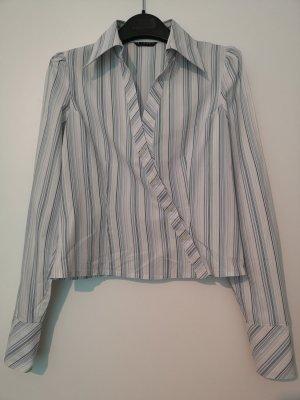Sisley asymmetrische Bluse Gr. S