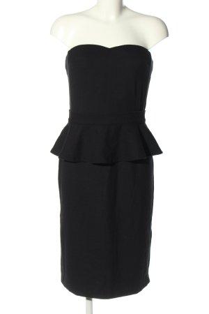 Sisley Bandeaujurk zwart elegant