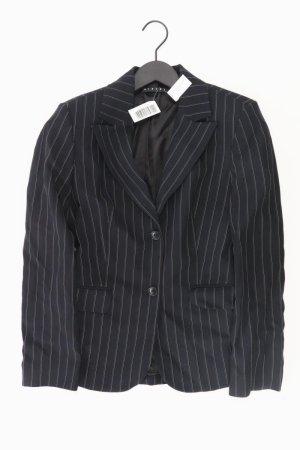Sisley Blazer Größe ital. 40 schwarz aus Polyester