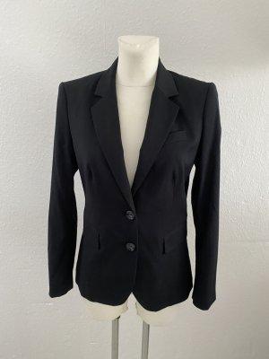 Sisley Klassischer Blazer noir