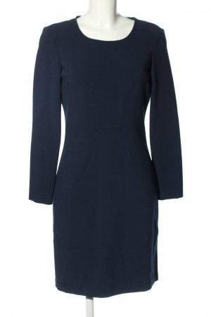 Sisley Robe crayon bleu style décontracté