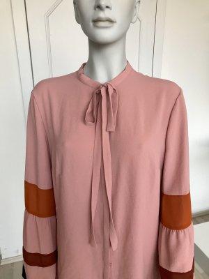 SISLEY Bluse Rosé Größe M