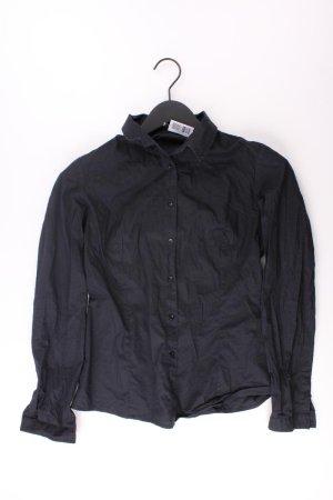 Sisley Bluse schwarz Größe S