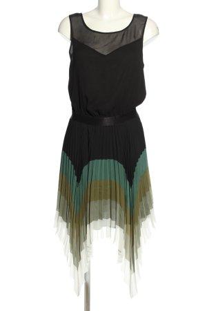 Sisley Blusenkleid mehrfarbig Elegant