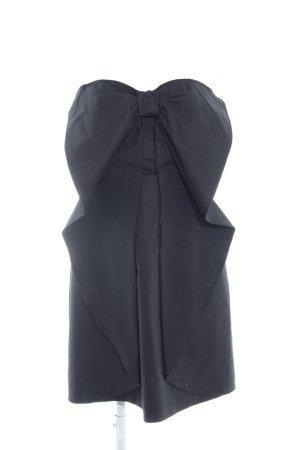 Sisley Sukienka gorsetowa czarny W stylu casual